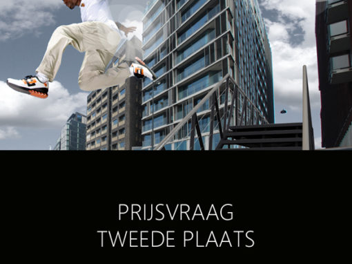 Ontwerp Jetty Oosterdokkade, Amsterdam