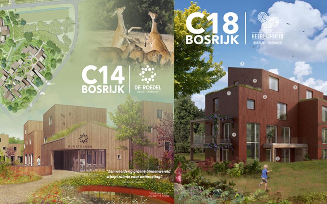 Prijsvraag Bosrijk: twee maal geëindigd bij laatste drie