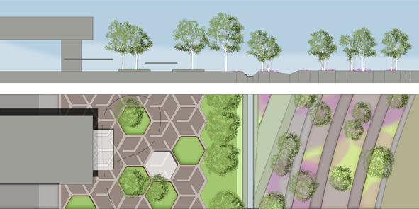 Grootschalige bedrijven in een groene omgeving – Westfields, Oirschot
