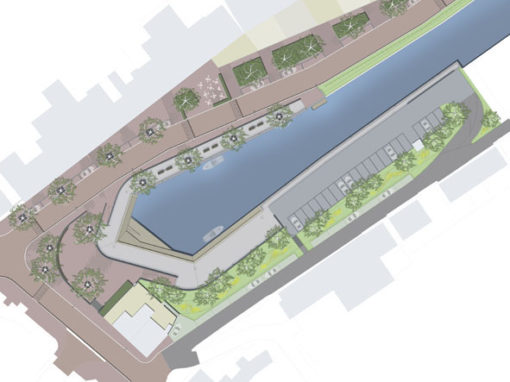 Een nieuwe haven voor Dinteloord
