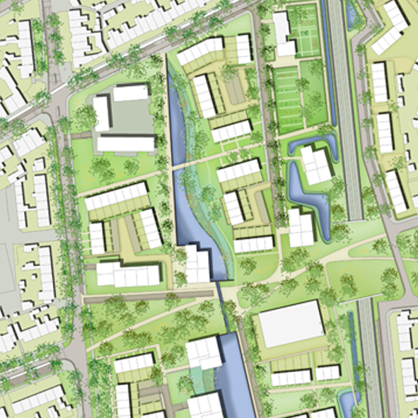 Ontwikkelingsvisie woningbouw Grote Zeeheldenbuurt, Vught